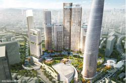 Mitsui takes part in Bukit Bintang City Centre