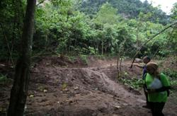Panorama Tambun Perdana residents worried about land clearing on nearby hillslope