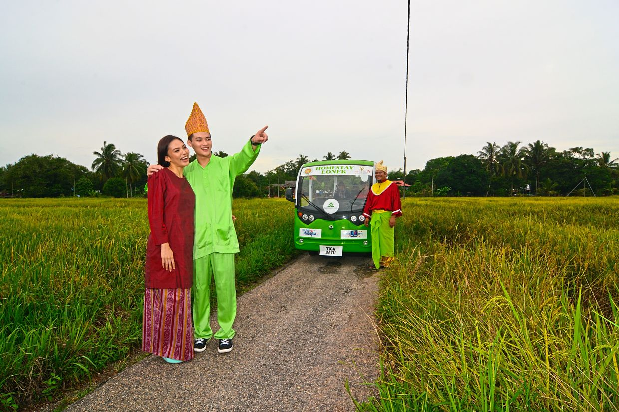 Malaysian homestay programmes can also help with the economic recovery post Covid-19 in rural areas.