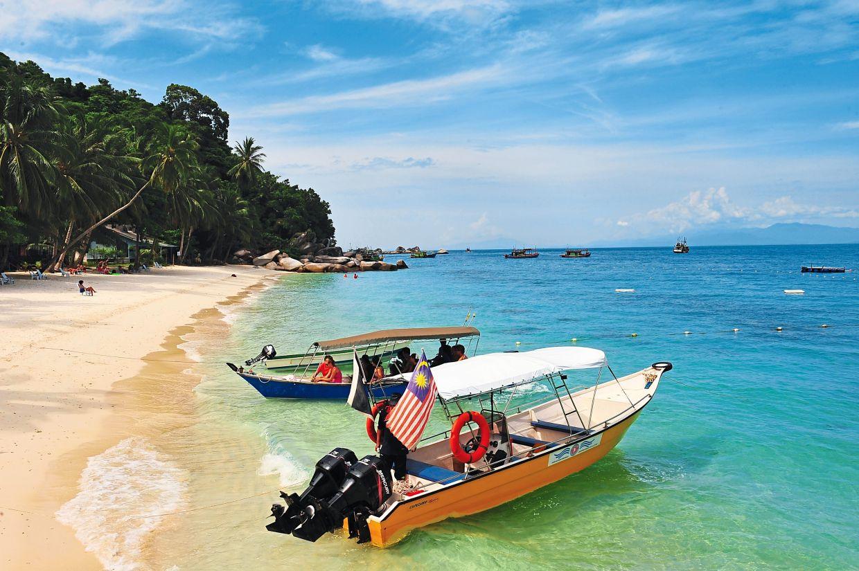 Malaysia has an abundance of breathtaking islands. — Tourism Malaysia