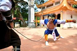 Eye-popping martial art gains popularity