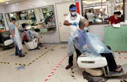 Klang barbershop owner stunned by flood of customers since reopening