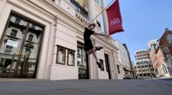 Pirouette like Jagger: Royal Ballet dances to Rolling Stones in London streets