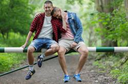 For gay stars of banned condom ad, no let-up in Poland's LGBT rights clampdown