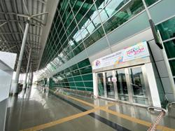 Only 70 Covid-19 test kits available at Penang International Airport