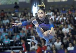 Ing Yueh hopes being early bird will help her catch Olympic spot