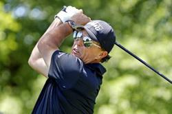 On this day: Born June 16, 1970: Phil Mickelson, golfer