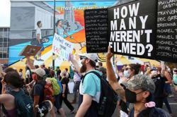 Black Americans disproportionately die in police Taser confrontations