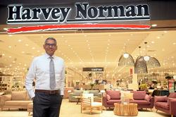 Harvey Norman on expansion drive