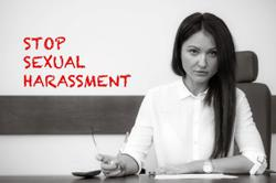 Women lawyers stand against sexual harassment in the legal profession