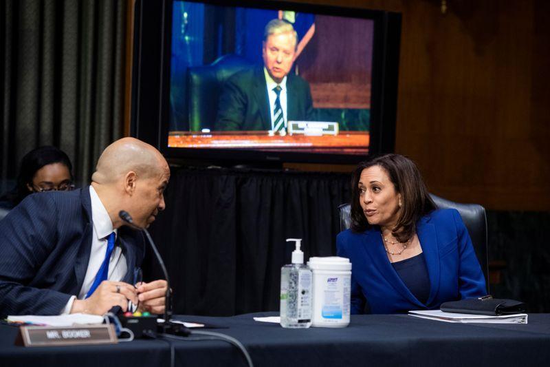 Republican U S Senator Scott Unveils Police Reforms Democrats Push For Broader Changes The Star
