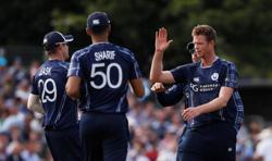 Scotland call off T20 international v Australia