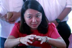 Politicians show solidarity with Hannah Yeoh after she is called in to Bukit Aman for questioning