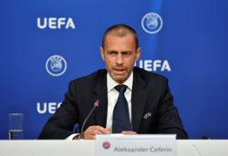 UEFA praises players for taking political stance