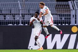 Mainz stun Dortmund to all but secure Bundesliga survival