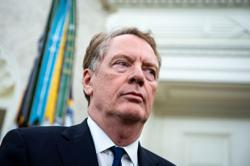 Lighthizer: United States pulled out of stalled talks on digital services taxes