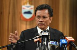 Shafie: Why should we dissolve Sabah state assembly?