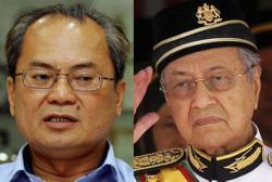 Defiant Ronnie Liu lists seven possible scenarios if Dr M returns as PM