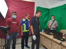 Police raid luxurious house in affluent neighbourhood, uncover online scam syndicate hive