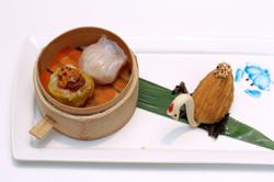 Delicate morsels of dim sum and tender beef among highlights on creative menu