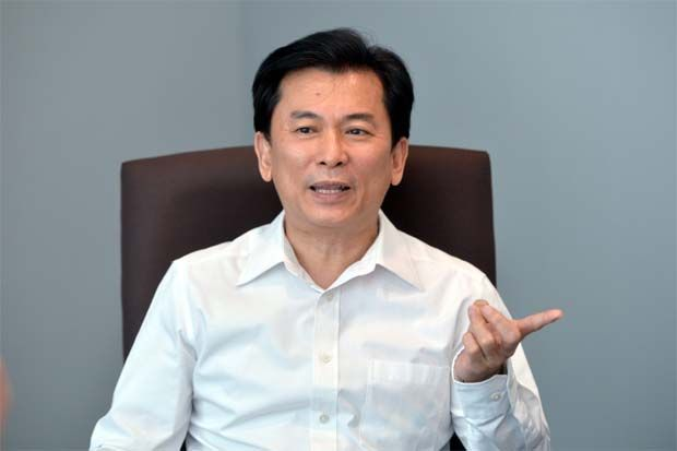 More recently, on Monday, Ang Chuang Juay, (pic) who is the company's executive deputy chairman, ceased to be a substantial shareholder of the company after he pared down his shareholding to below the 5% threshold level, from the 5.67% he held as at end-March 2019. Ang, a Singapore national, disposed of the shares between June 12 and June 15, exchange filings show.