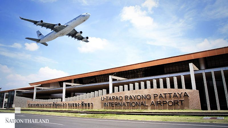 Thailand inks deal to upgrade U-tapao airport, construction to start next year