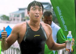 Splashing news for swimmers as they get go-ahead