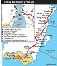 Mega projects in Penang to go ahead