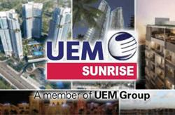 UEM Sunrise posts revenue of RM195.85mil in first quarter