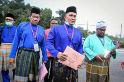 Chini by-election: Three individuals show up for nomination