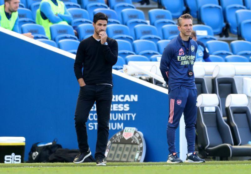 Football: Unacceptable defeat says Arsenal boss Arteta | The Star