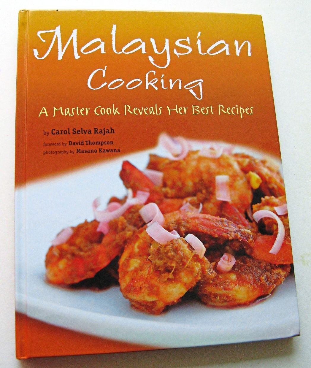 Carol wrote over 15 cookbooks in her lifetime and was said to be working on another book at the time of her death. — Malaysian Cooking