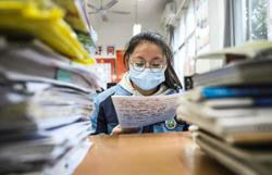 High school students may need masks to sit for 'gaokao'