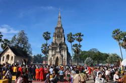 Laos launches cultural heritage protection project for Champassak, Savannakhet