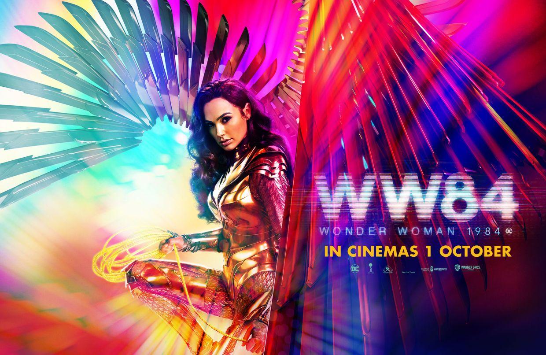 'Wonder Woman 1984' is set to open on Oct 1. Photo: Warner Bros