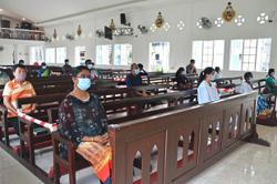 First Catholic church to reopen in country