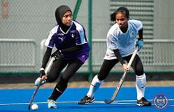 Nur Atira puts books aside as she's 'fully booked' for Junior Asia Cup