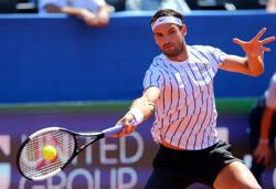 Adria Tour final cancelled after Dimitrov tests positive for COVID-19