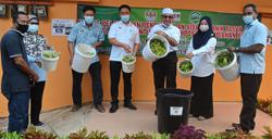 MBSP initiates carbon-free organic waste production using black soldier fly larvae