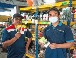 New interest in planting greens during MCO a boost for plant nurseries