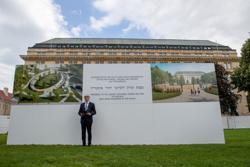 Construction of Austrian Holocaust victims' memorial begins