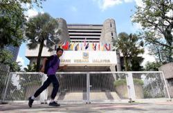 Bank Negara foreign reserves at US$102.8bil