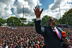Malawi re-runs election in test case for African democracy