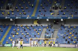 Europe's leading clubs face 20-25% drop in enterprise values-study
