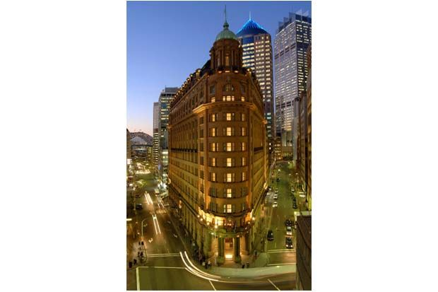 TA Global\'s Radisson BLU hotel in Sydney (File pic)