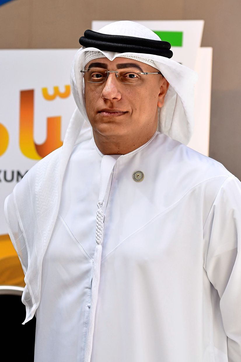 Al Khatib, chief development and delivery officer of Dubai Expo 2020.