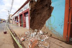 Mexico earthquake death toll rises to 4, civil protection agency says