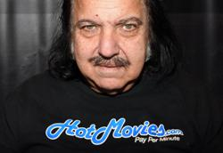 Porn star Ron Jeremy charged with rape and sexual assault