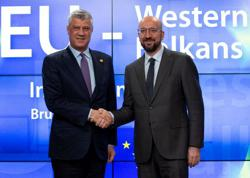 War crimes prosecutor indicts Kosovo president Thaci