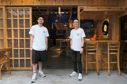 Friends pay it forward with white T-shirts